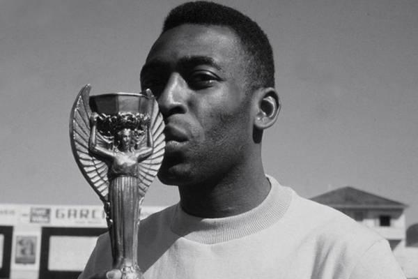 Pelé foi um dos personagens do filme americano Fuga para a vitória (Universal Pictures/Divulgação)