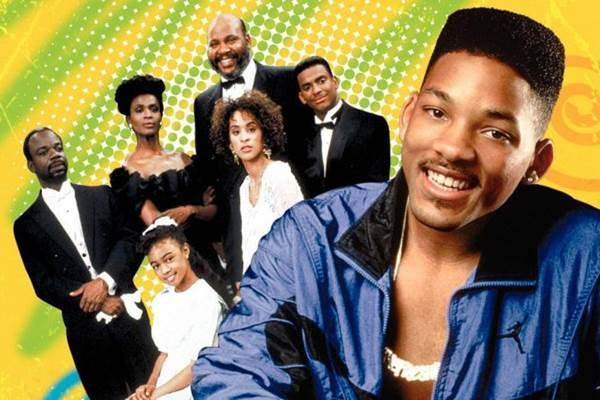 A sitcom revelou o ator Will Smith na década de 1990 (NBC/Divulgação)