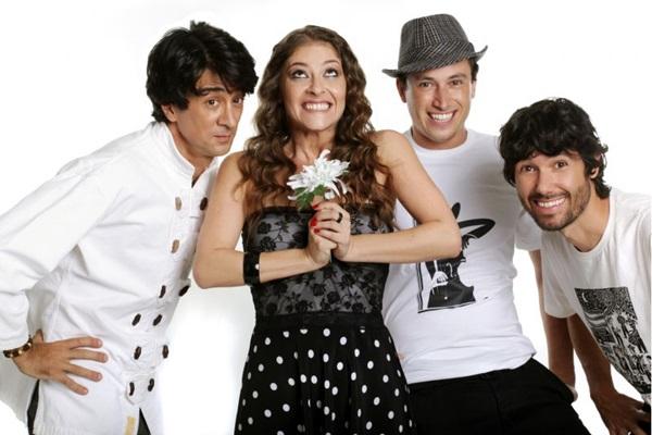 Grupo Bicho de Pé é uma das atrações do Arraial do Arena (Vladmir Fernandes/ Divulgação)