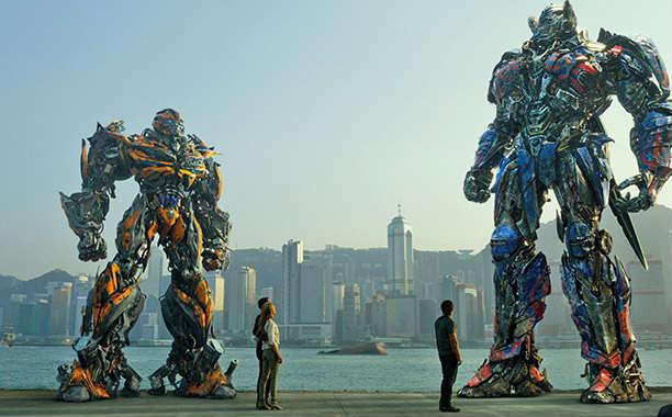 Cenas foram filmadas com novas câmeras de tecnologia IMAX 3D ( Paramount/ Divulgação)