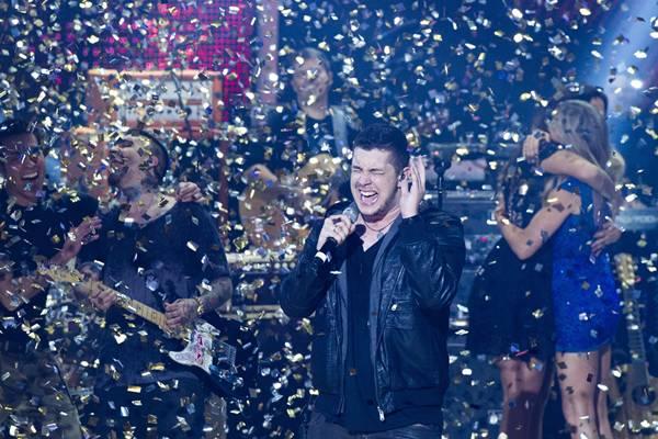 A segunda temporada do programa foi confirmada para 2015 (Globo/Estevam Avellar)