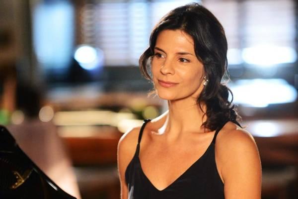 Helena Ranaldi interpreta Verônica na novela 'Em família' (João Miguel Jr/TV Globo)