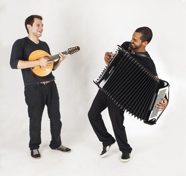 Victor Angeleas e Juninho Ferreira farão homenagem a João Donato no CCBB (Nagô/Divulgação)