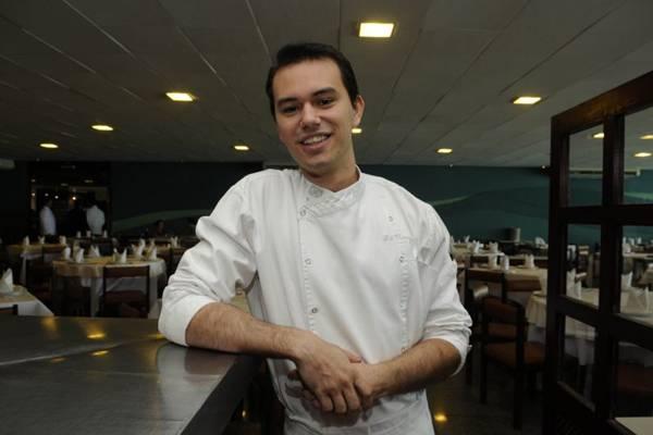 Primeira edição do Gastronômade Pirenópolis contará com a presença do chef de cozinha Lui Veronese (Zuleika de Souza/CB/D.A Press)