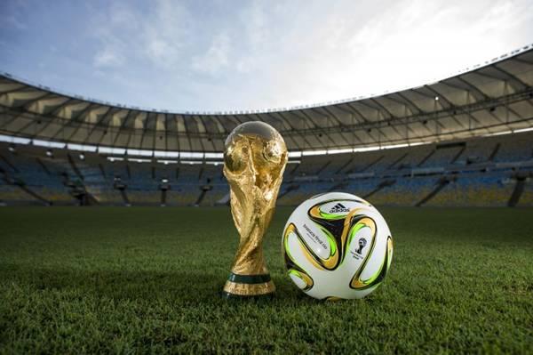 Durante o mês da Copa, os jornais priorizaram as notícias sobre os jogos (Adidas/Divulgação)