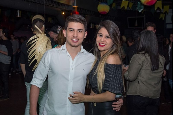 Junior Moreira e Aila Moreira (Romulo Juracy/Esp. CB/D.A Press)