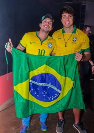 Daniel Monteiro e Tony Kotovicz (Romulo Juracy/Esp. CB/D.A Press)
