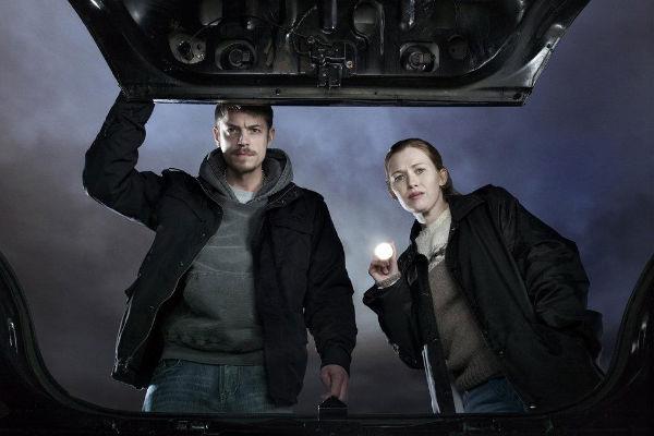 O seriado conta a história de dois policiais de Seatle (Netflix/Divulgação)