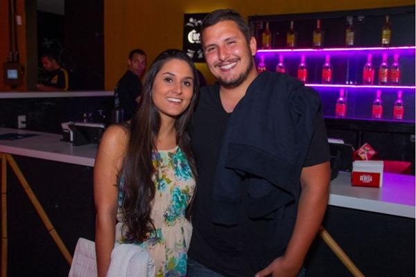 Bárbara Neumann e Tito Gusmão (Romulo Juracy/Esp. CB/D.A Press)