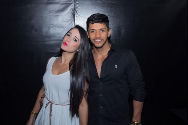 Beatriz Lima e Eduardo Lemos (Romulo Juracy/Esp. CB/D.A Press)