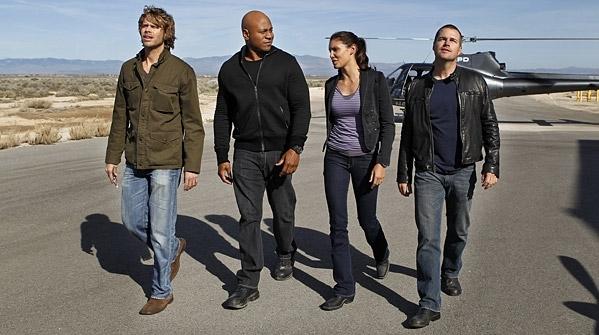 Elenco do seriado NCIS: Los Angeles (Internet/Reprodução)