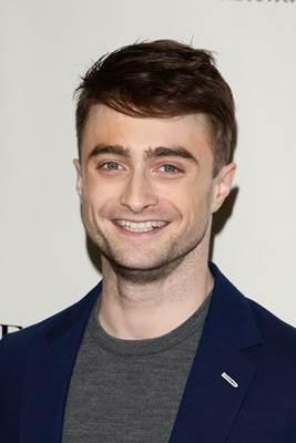 Daniel ficou conhecido por interpretar o bruxo Harry Potter nos cinemas (Andrew Toth/Getty Images/AFP)