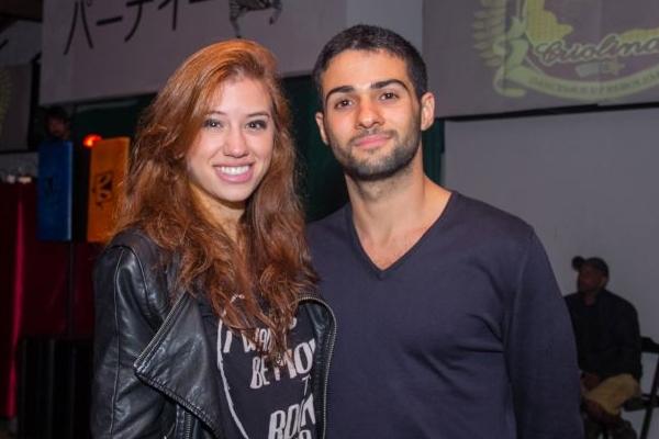 Fernanda Leite e Leonardo Bicalho (Romulo Juracy/Esp. CB/D.A Press)