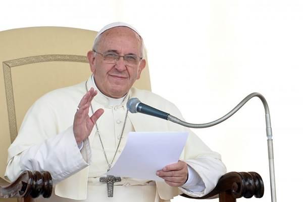 Este será o primeiro longa metragem sobre o primeiro papa latino-americano da história (Filippo Monteforte/AFP Photo)