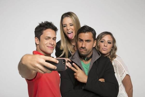 O elenco encara versão de Artur Xexeo e direção de Cininha de Paula (Leo Aversa/Divulgação)