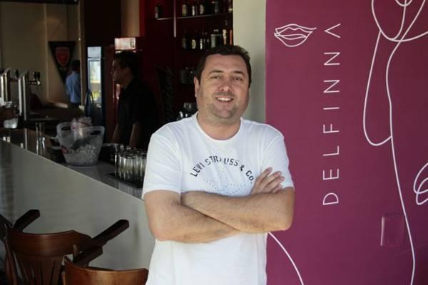 Restaurante Delfinna, agora também no Pontão  (Ana Rayssa/Esp. CB/D.A Press)