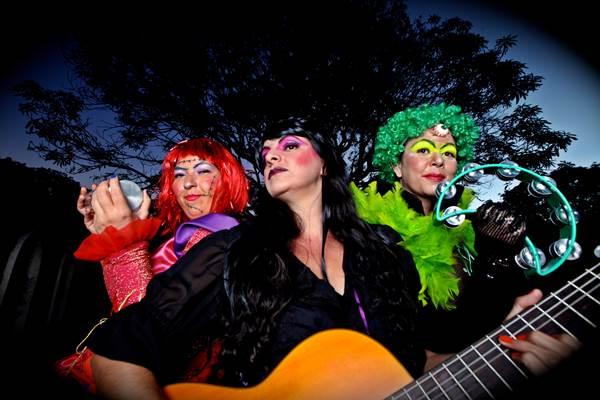 Espetáculo leva música a regiões com pouca oferta de atrações infantis, como o Varjão (Elder Miranda Júnior/Divulgação)