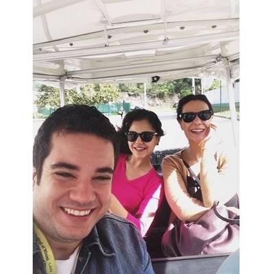 Jessika Alves, Vanessa Gerbelli e Thiago Mendonça  (Instagram/Reprodução)