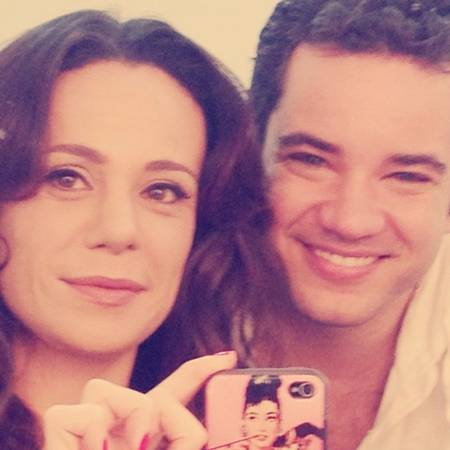 Vanessa Gerbelli e Thiago Mendonça (Instagram/Reprodução)