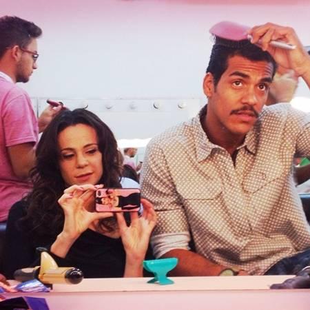 Vanessa Gerbelli e Marcelo Mello Júnior (Instagram/Reprodução)