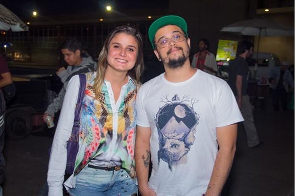 Marina Maffra e Hudson Rodriguez (Romulo Juracy/Esp. CB/D.A Press)