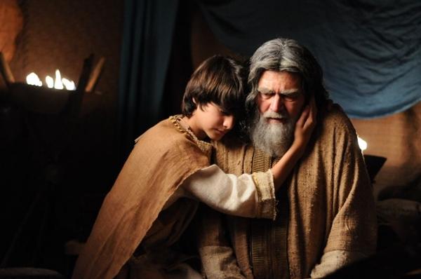 José do Egito: tevê norte-americana é a base da série bíblica   (Record/Divulgação)