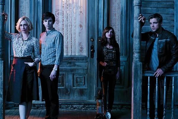 Segundo temporada de Bates motel promete cenas de tensão e de suspense (Canal Universal/Divulgação)