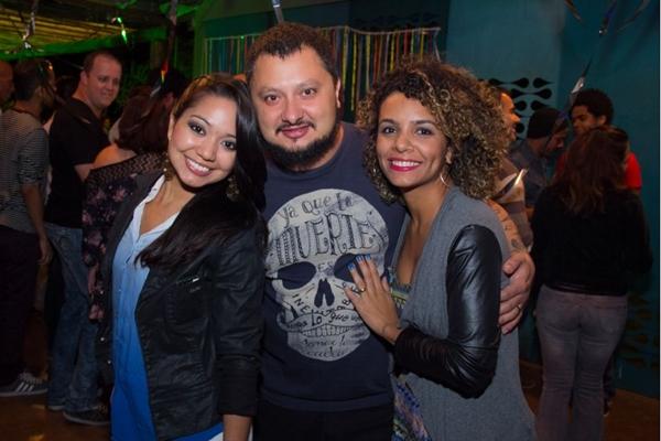 Viviam Seiko Tominaga, Rafael Bomfim e Thamyris Portela (Romulo Juracy/Esp. CB/D.A Press)