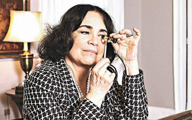 Regina Duarte vai aparecer em apenas quatro capítulos da novela ( Camila Camacho/Globo )