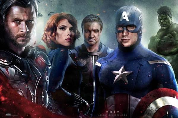 Estúdios Marvel divulgam novos projetos (Walt Disney/Divulgação)