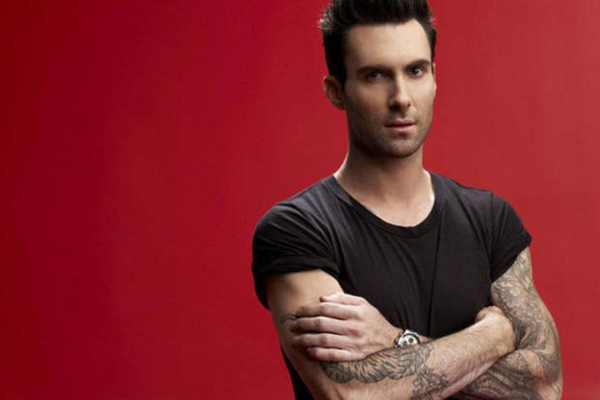 Cantor e vocalista do Maroon 5, Adam Levine  (The Voice/Divulgação)