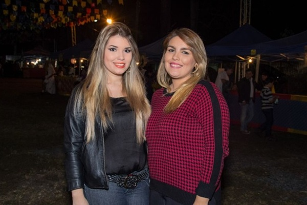 Luana Torelli e Amanda Borges (Romulo Juracy/Esp. CB/D.A Press)
