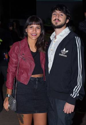 Renata Amaral e Thiago Barros (Romulo Juracy/Esp. CB/D.A Press)