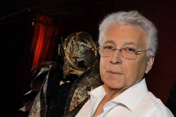 Escritor Aguinaldo Silva  (Jorge Rodrigues Jorge/Carta Z Notícias)