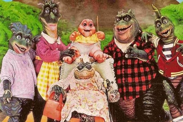 A família arrancou gargalhadas do público durante as quatro temporadas do programa (Band/Divulgação)
