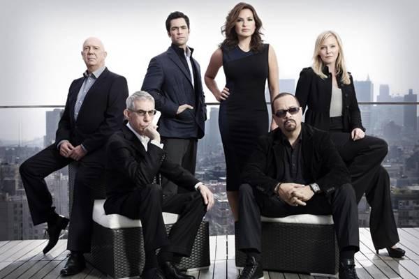 A série clássica Law & order inspirou pelo menos cinco programas (Universal/Divulgação)