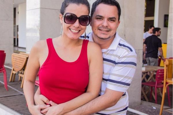 Suely Milanez e Eduardo Nogueira (Romulo Juracy/Esp. CB/D.A Press)