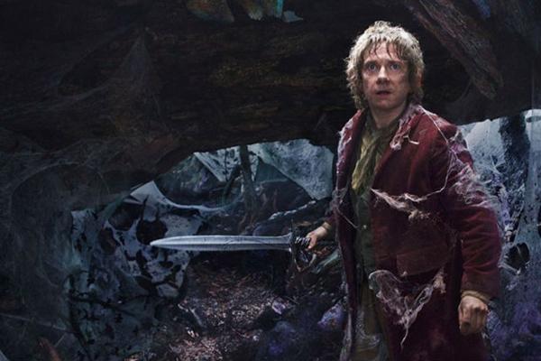 Martin Freeman interpreta Bilbo Bolseiro ( Warner Bros./Divulgação)
