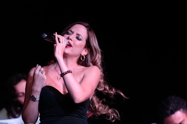Cantora brasiliense se apresenta nesta terça-feira (29/7), no Clube do Choro   (Divulgação )