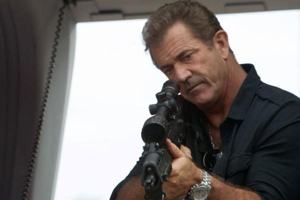 Mel Gibson interpretará vilão do filme (Lionsgate/Divulgação)