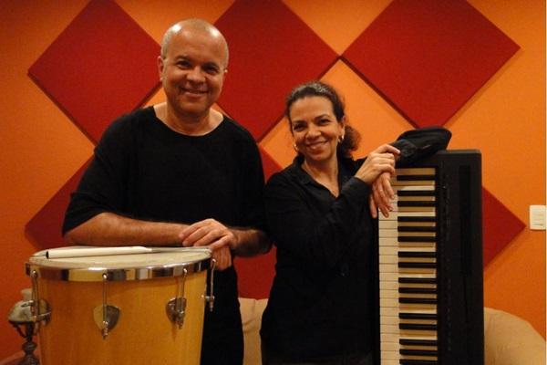 Além de reverenciar Ernesto Nazareth, João Bani e Maria Teresa Madeira fazem show no projeto João Donato 80 anos  (Marcio Dorneles/Divulgação)