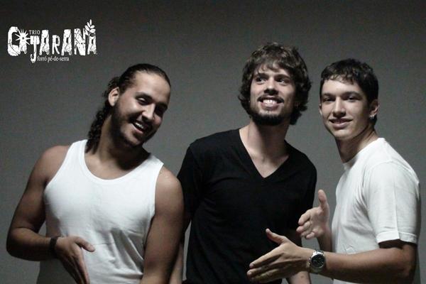 Fulô do Sertão recebe nesta quinta-feira o Trio Cajarana  (Divulgação)