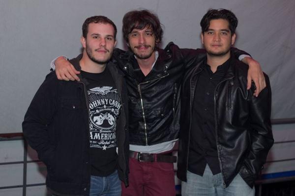 João Marcos, Rafael Brito e Eduardo Arake (Romulo Juracy/Esp. CB/D.A Press)