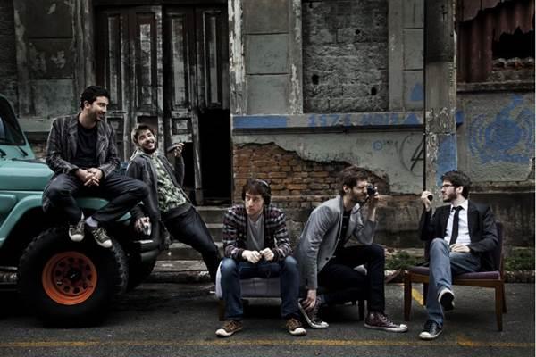 O grupo vai lançar o segundo CD, 'Policromo' (Braulio Araujo/Divulgação)