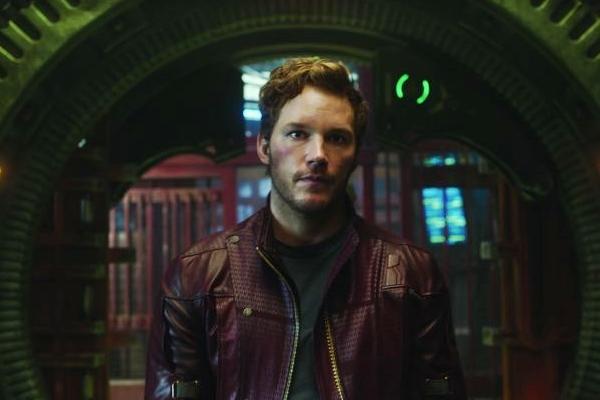 Chris Pratt, na pele de Peter Quill, é um dos destaques do filme (Walt Disney Studios Motion Pictures/Divulgação)