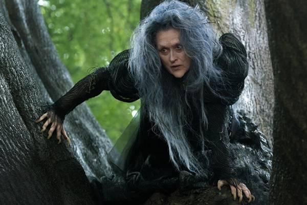 Meryl Streep está no elenco de Into The Woods, da Disney (adorocinema/divulgação)