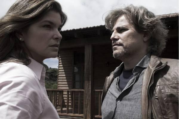 Cristina Oliveira e Edson Celulari protagonizam trama de suspense no GNT  (GNT/Divulgação)