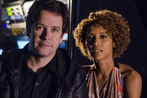 Personagens de Murilo Benício e Thaís Araújo (Ellen Soares/TV Globo)