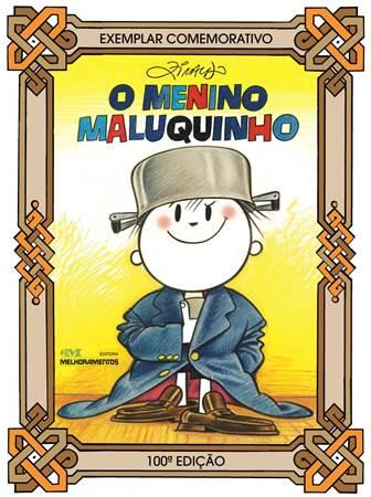 O plano é transformar o livro de 'O menino maluquinho' em um programa audiovisual (Editora Melhoramentos/Divulgação)
