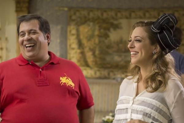 Leandro Hassum encarna um noivo às vésperas do casamento  (Gui Maia/ Dan behr)